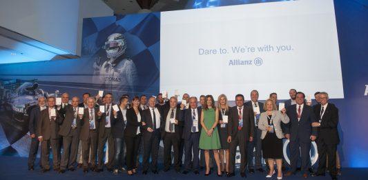 Οι Κορυφαίοι Συνεργάτες του Δικτύου Πρακτόρων και Μεσιτών της Allianz