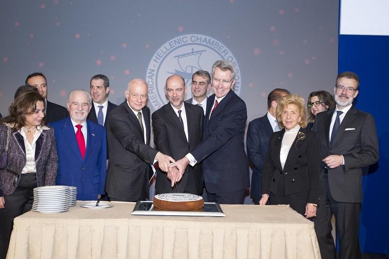 Ελληνο-Αμερικανικό Επιμελητήριο: Συναίνεση και συνεργασία για την άνοδο της οικονομίας