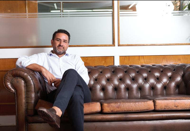 Φίλιππος Μυτιληναίος, Managing Director της Consensus Insurance Services