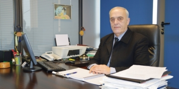 Ν. Νικολακόπουλος : Η Ευρωπαϊκή Πίστη επενδύει και προσβλέπει ανάπτυξη εργασιών στην Πάτρα