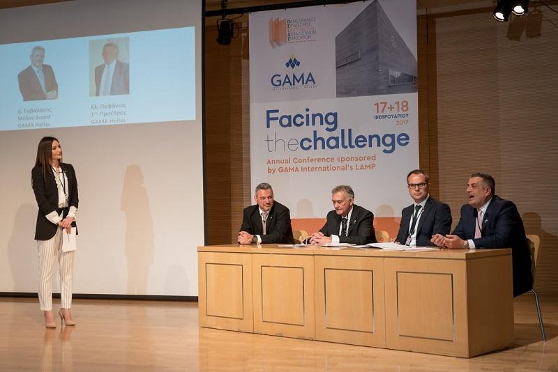 Περισσότεροι από 300 συμμετέχοντες στο Συνέδριο του ΠΣΣΑΣ και της GAMA