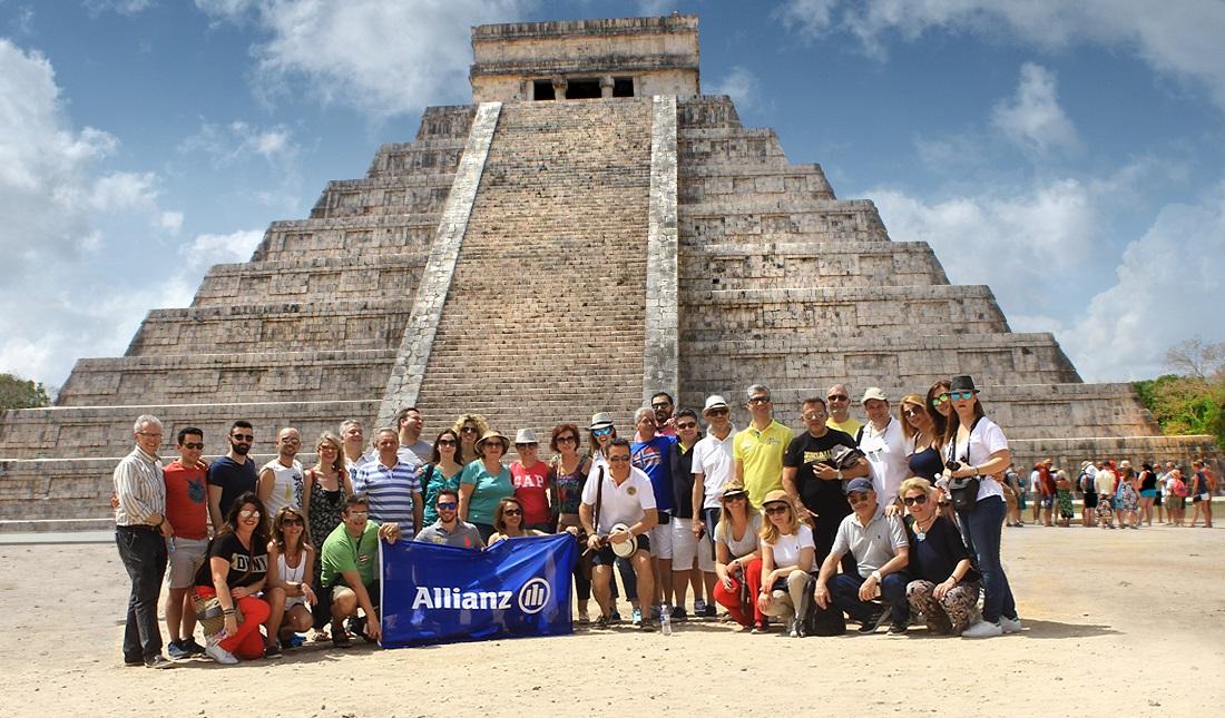 Αllianz Ελλάδος: Ταξίδι Επιβράβευσης στο Μεξικό