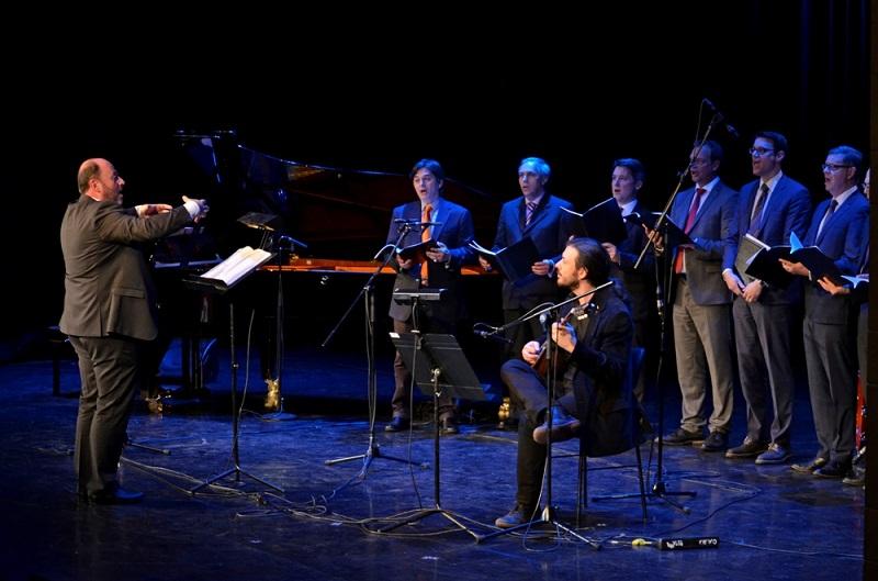 "Groupama Ασφαλιστική: ""Diplomats in Concert"""