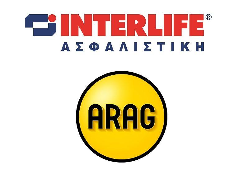 Συνεργασία της Interlife Α.Α.Ε.Γ.Α με την ARAG SE