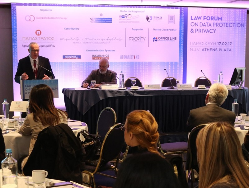 LAW FORUM ON DATA PROTECTION & PRIVACY