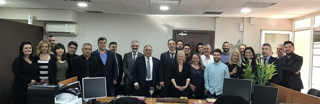Συνεργασία της MEGA BROKERS με ασφαλιστικό γραφείο στην Πάτρα