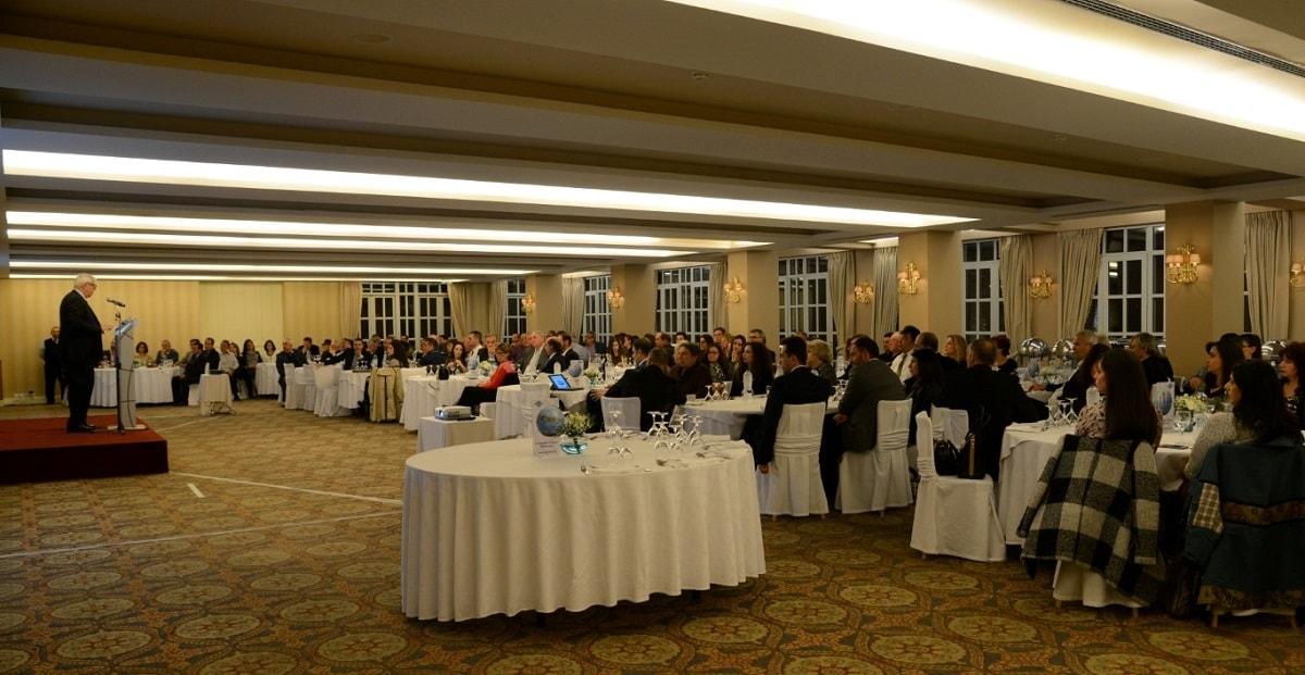 Συνέδριο Πελοποννήσου, Ναύπλιο, Υδρόγειος