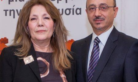 Ελένη Κατσούλη & Γιάννης Ρούντος