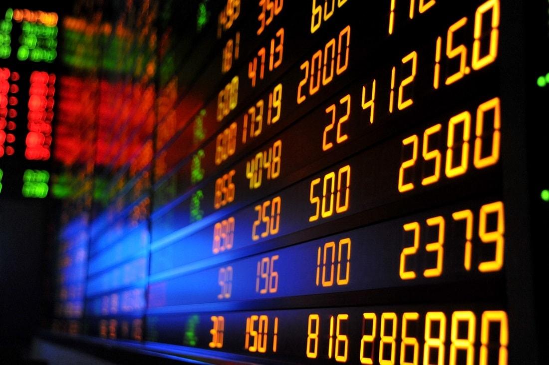 μετοχές, χρηματιστήριο, νούμερα