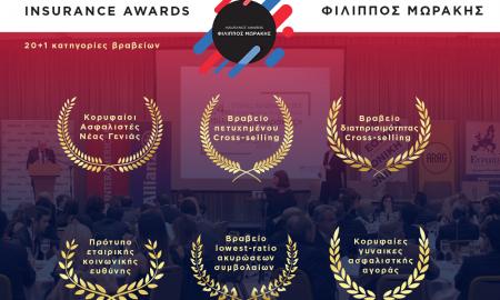 filippos morakis insurance awards