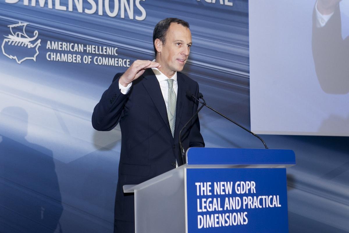 Γιάννης Κυριακίδης, Πρόεδρος της Επιτροπής Νομοθετικής Μεταρρύθμισης του Ελληνο-Αμερικανικού Εμπορικού Επιμελητηρίου
