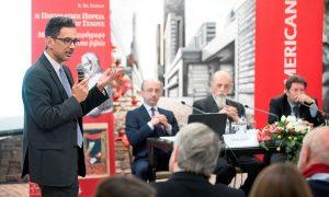 Ο Γιάννης Καντώρος, διευθύνων σύμβουλος της INTERAMERICAN, χαιρετίζει την έκδοση