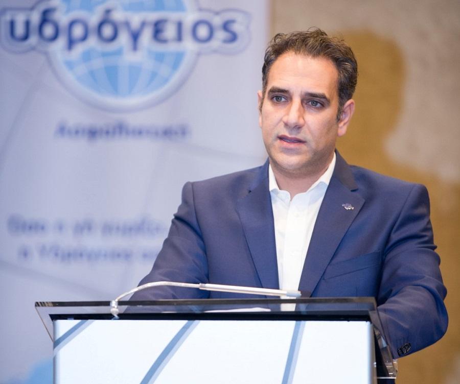 Παύλος Κασκαρέλης, Αντιπρόεδρος και Διευθύνων Σύμβουλος, Υδρόγειος Ασφαλιστική