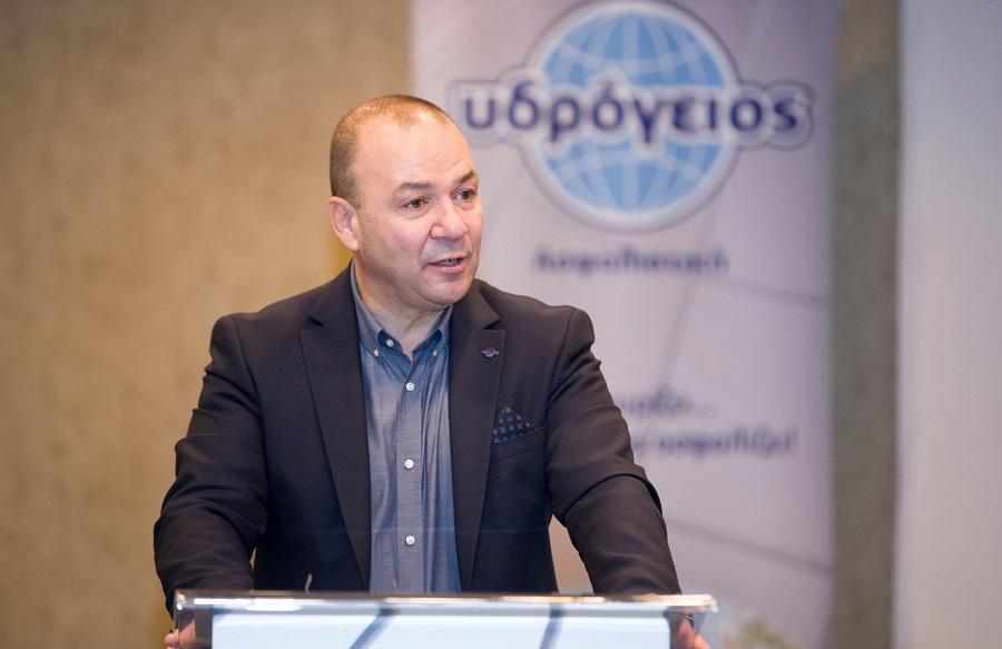 Νάκης Αντωνίου, Διευθύνων Σύμβουλος, Υδρόγειος Ασφαλιστική Κύπρου