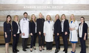 Το Τμήμα Διεθνών Ασθενών του Ιατρικού Διαβαλκανικού Θεσσαλονίκης, με επικεφαλής την κα Χριστίνα Δουμπαλή, MD, Διευθύντρια Τμήματος Διεθνών Ασθενών, Όμιλος Ιατρικού Αθηνών και την κα Φανή Αθανασιάδου – Πιπεροπούλου, Καθηγήτρια Παιδιατρικής, Επιστημονική Διευθύντρια, Ιατρικό Διαβαλκανικό Θεσσαλονίκης