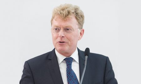 2. Willem van Duin, πρόεδρος Δ.Σ. της ACHMEA