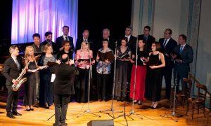 Diplomats in Concert