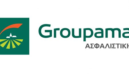 Groupama logo greek