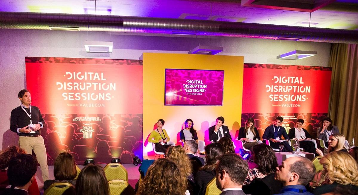 Digital Disruption Sessions
