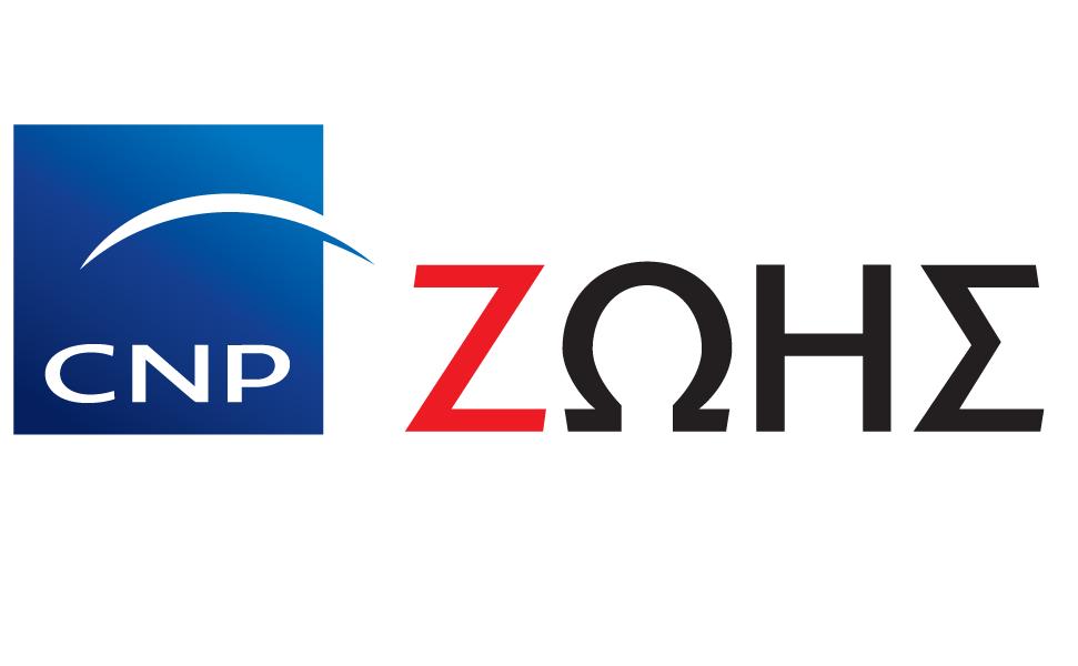 logo CNP ΖΩΗΣ
