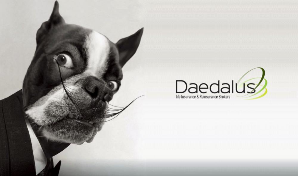 Daedalus,dog,Dali