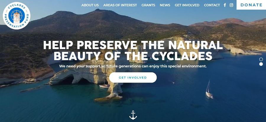 cyclades preservation fund,