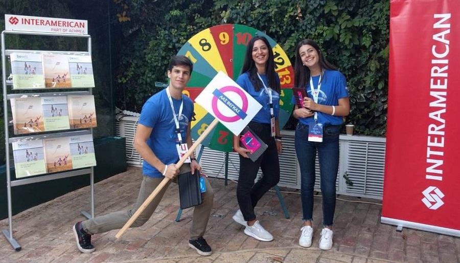 Στον «Τροχό των Αξιών» της INTERAMERICAN, στο TEDxPatras 2018