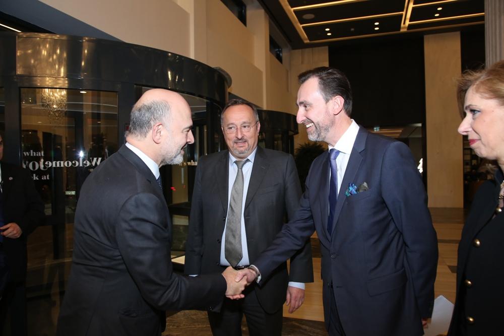 Pierre Moscovici, , Christophe Chantepy, Laurent Thuillier