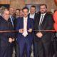 Ο Γιάννης Καντώρος, διευθύνων σύμβουλος, εγκαινιάζει τα νέα γραφεία της Interamerican στην πλατεία Ελευθερίας στη Θεσσαλονίκη