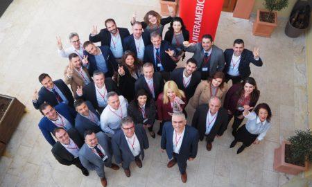 Οι Team Managers που συμμετείχαν στο εργαστήριο «Fast Track to Management» της Σχολής Management INTERAMERICAN