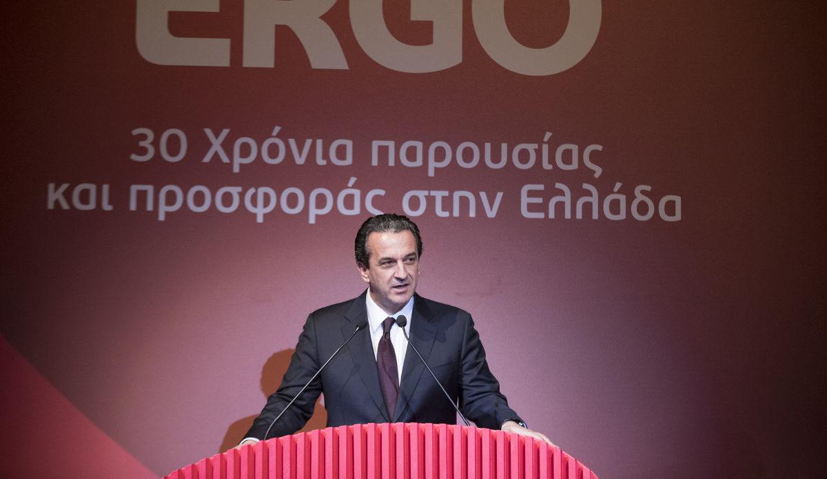 Θεόδωρος Κοκκάλας,ERGO