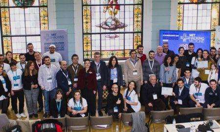 Οι ομάδες και οι μέντορες – κριτές που συμμετείχαν στο MIT Hacking Medicine Athens Hackathon