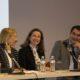 (από αριστερά) Οι Αλεξάνδρα Μαρτίνου (Πρόεδρος Ένωσης «Μαζί για το Παιδί»), Άσπα Πολυμέρη (Country Manager Greece, Cyprus & Malta – Mastercard) και ο Γιάννης Σηφάκης (Διευθυντής Εταιρικής Επικοινωνίας, Marketing & Δημοσίων Σχέσεων - Εθνικής Ασφαλιστικής)