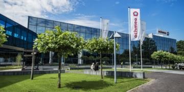 Τα κεντρικά γραφεία της ACHMEA στο Zeist (Amsterdam)