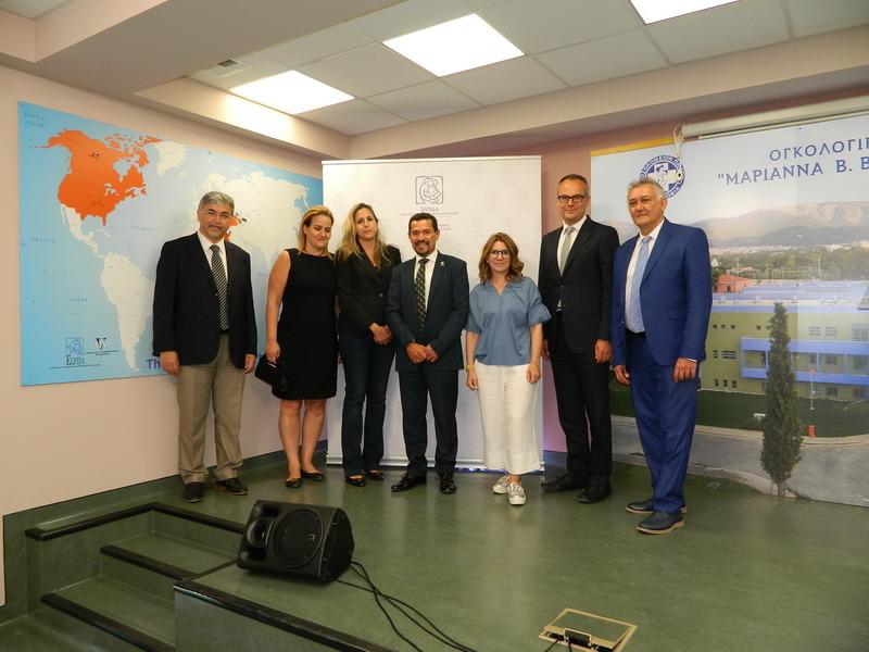 Αντιπροσωπεία ΠΣΣΑΣ & GAMA Hellas μαζί με μέλη του ΔΣ του Συλλόγου ΕΛΠΙΔΑ
