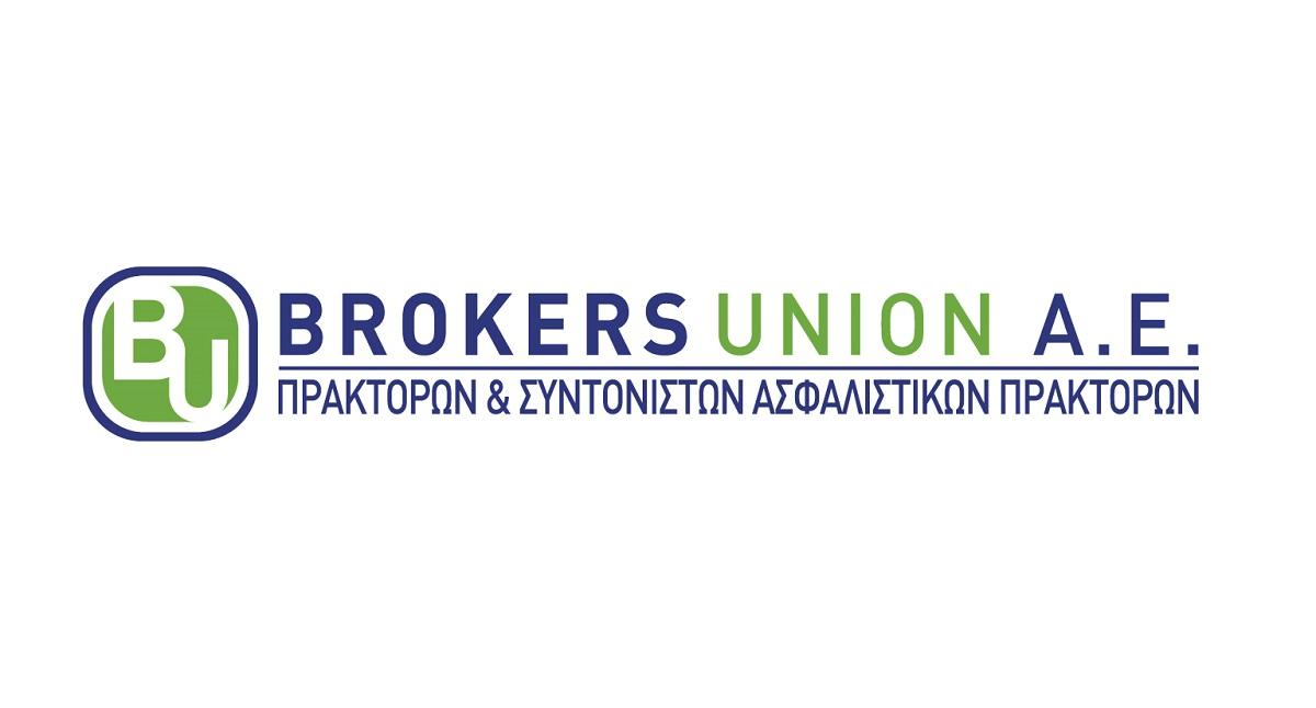 Brokers union logo