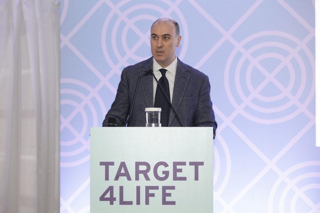Gino Fassina, Επικεφαλής Market Management Allianz Global Life