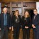 (από δεξιά) Οι κ.κ. Παύλος Κασκαρέλης, Αντιπρόεδρος και Διευθύνων Σύμβουλος, Υδρόγειος Ασφαλιστική, Μαρία Καρρά, Συνιδρύτρια της Emfasis Foundation, Μαίρη Βογιατζή, Υπεύθυνη Επικοινωνίας, Υδρόγειος Ασφαλιστική και Λουκάς Κορομπίλης, Γενικός Διευθυντής, Υδρόγειος Ασφαλιστική