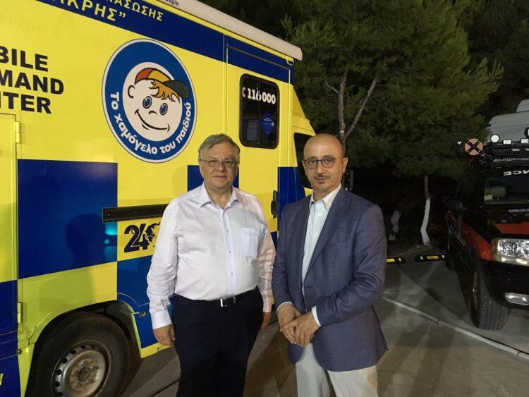 Γιάννης Ρούντος-Κώστας Γιαννόπουλος