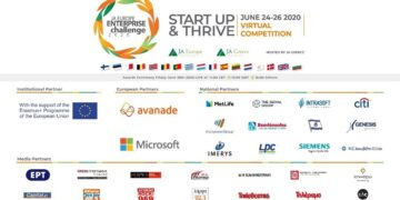 JA Europe Enterprise Challenge 2020