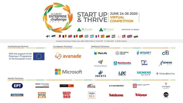 JA Europe Enterprise Challenge 2020